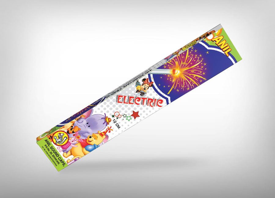 Anil 12 cm Electric Sparklers