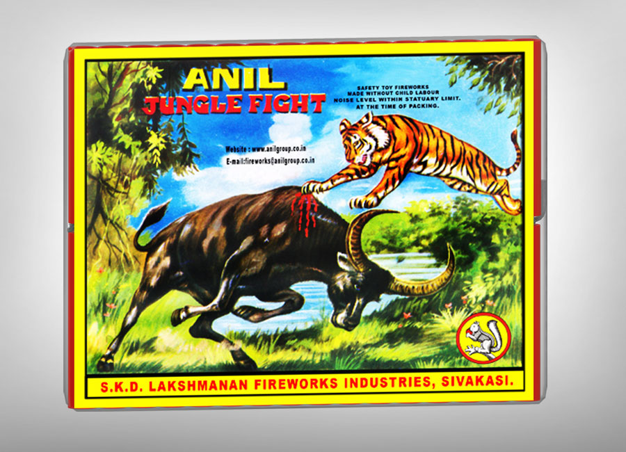 Anil Jungle Fight Crackers
