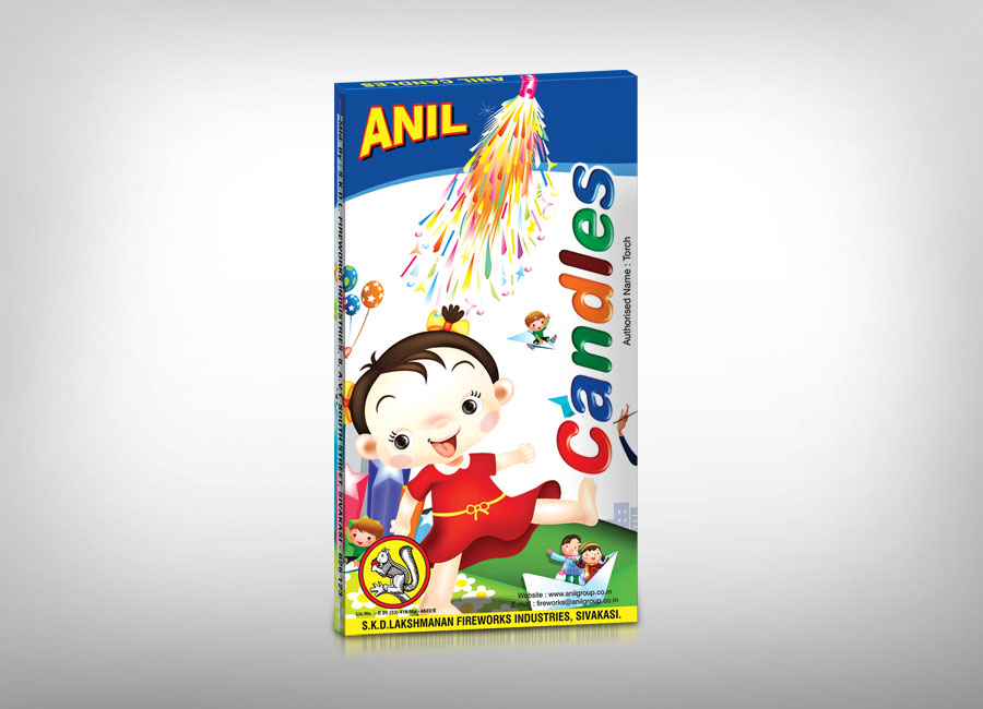 Anil Candles