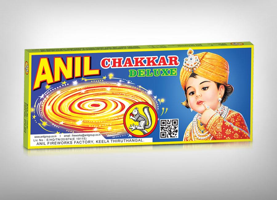 Anil Deluxe Chakkars
