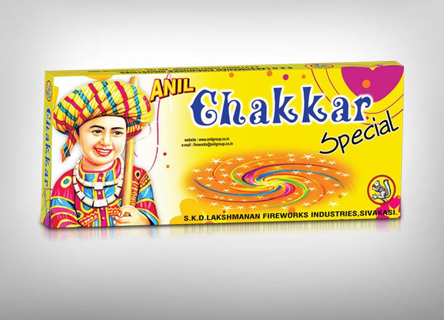 Anil Special Chakkars