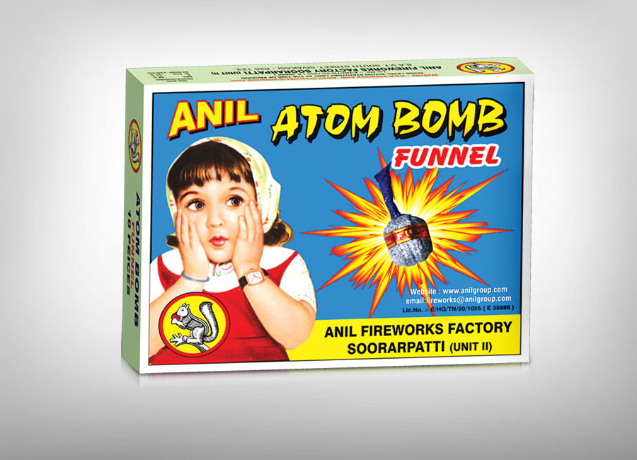 Anil Funnel Bomb