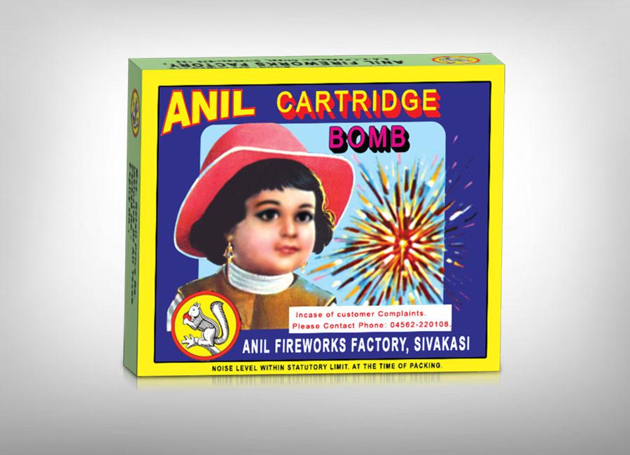 Anil Cartridge Bomb