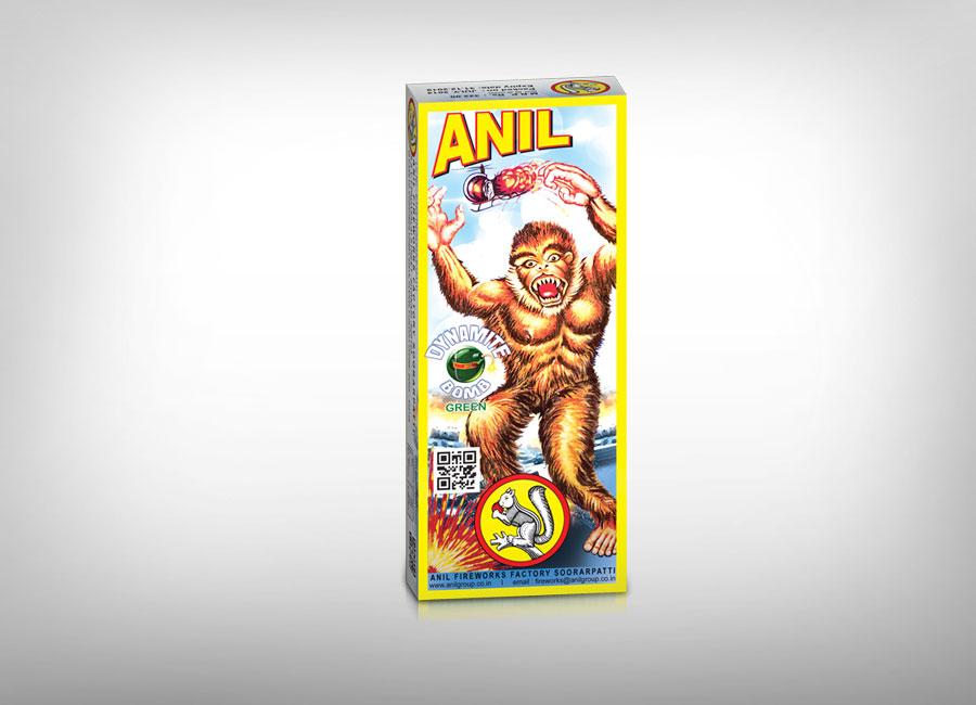 Anil Dynamic Green Bomb
