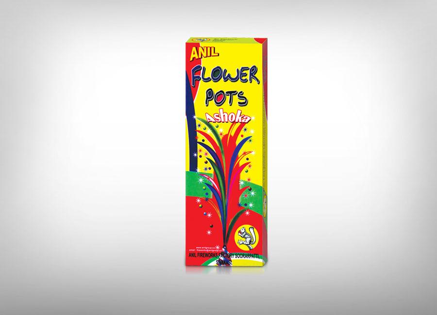 Anil Flower Pots - Ashoka Big