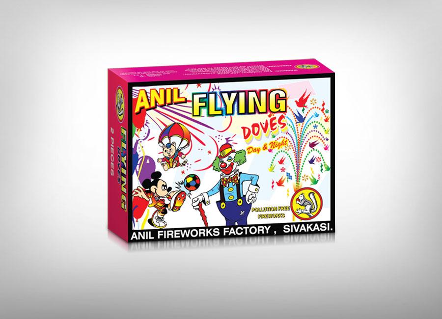 Anil Flying Doves