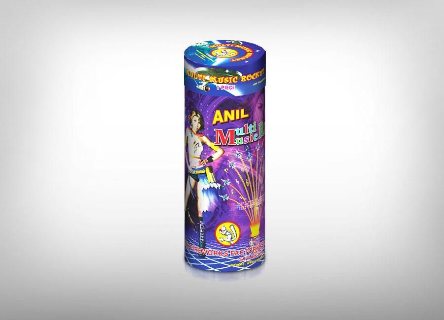 Anil Multi Music Rocket
