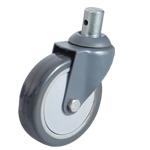 PU Wheel Castor Type 4