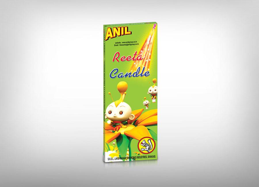 Anil Reeta Candles