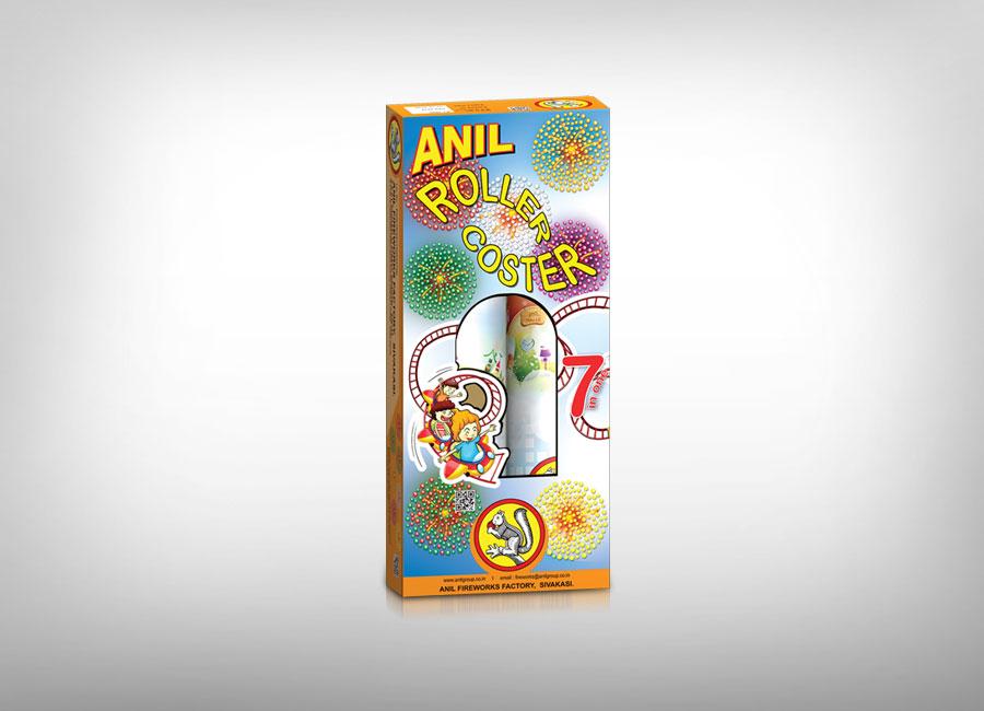 Anil Roller Coaster