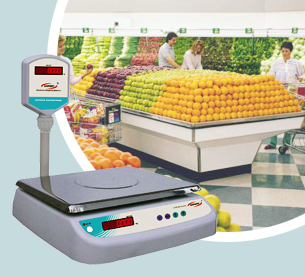 Retail Table Top Weighing Scales