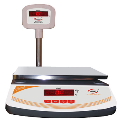 Axpert Vibrant Table Top Weighing Scales